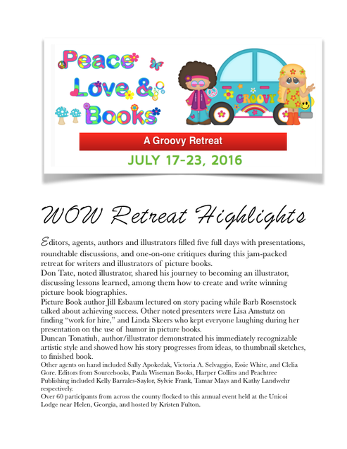 WOW Retreat Highlights.pages